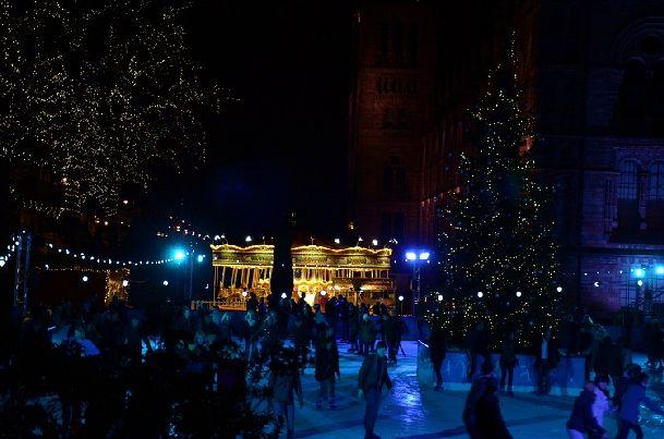 Чем заняться в лондоне в декабре