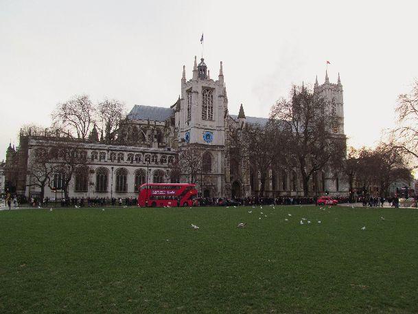 В декабре события и погода в лондоне